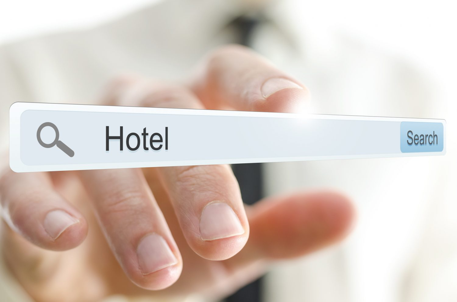 Google hotel search - simples hotel