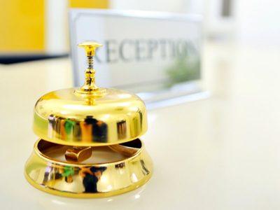 processos na hotelaria