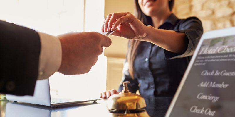 sistema para gestão hoteleira